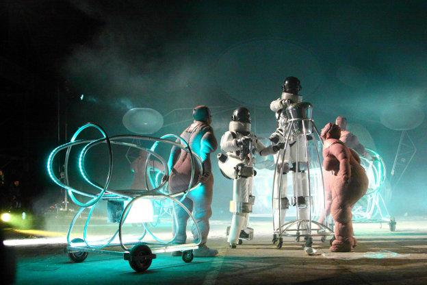 Teatr Biuro Podróży: Planet Lem