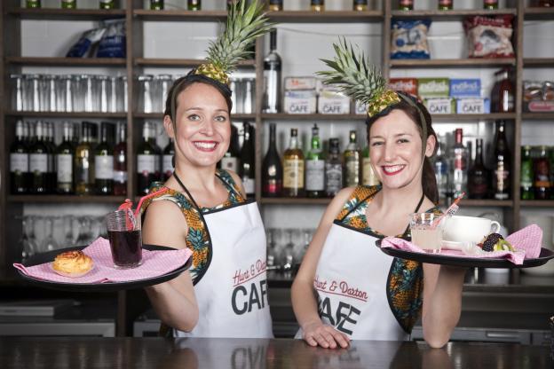 Hunt and Darton: The Hunt and Darton Café