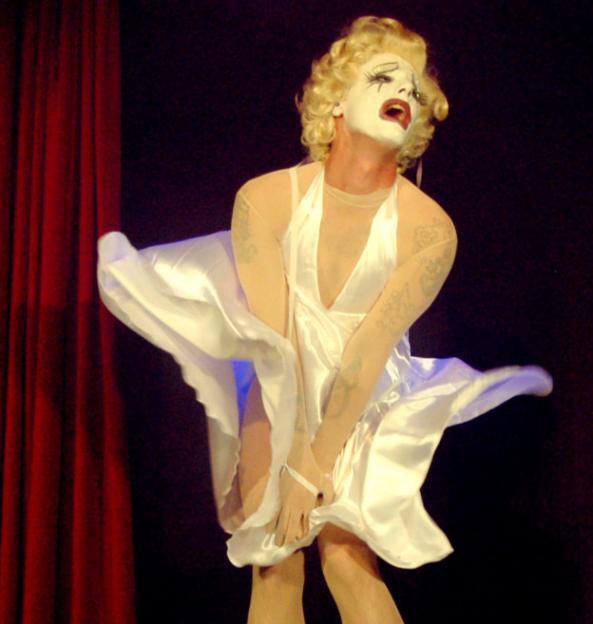 Dickie Beau, Blackout: Twilight of the Idols