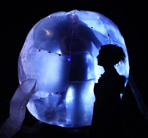 Radiohole: Inflatable Frankenstein