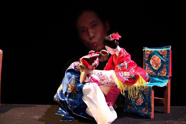 Yeung Fai: Hand Stories ¦ Photo: Mario del Curto