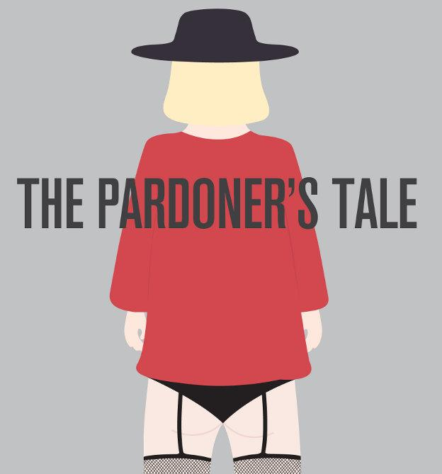 By Moonlight Theatre: The Pardoner's Tale