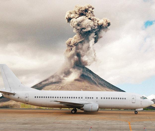 Clerke and Joy: Volcano