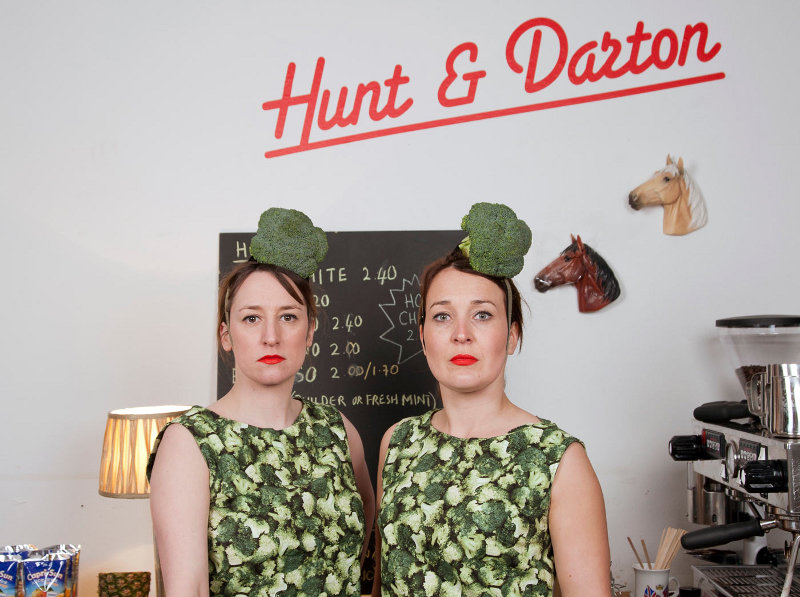 Hunt & Darton Cafe | Photo: Christa Holka