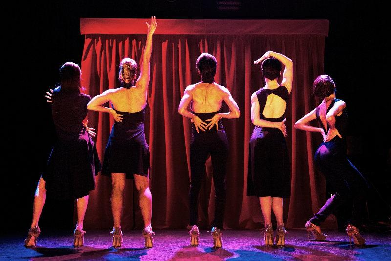 Theatre Ad Infinitum, Ballad of the Burning Star | Photo: Idil Sukan