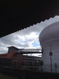 Birmingham Moor St DMP