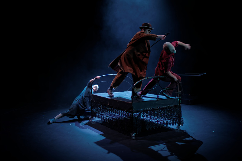 Theatre Re - Blind Man's Song - Photo François Verbeek