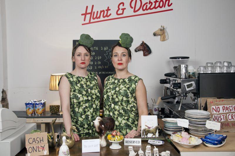HUNT & DARTON CAFE - Photo by Christina Holton
