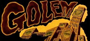 1927 Golem poster