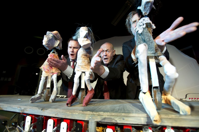 Skottes Musikteater - The Story of Faust - Photo by Britt Mattson