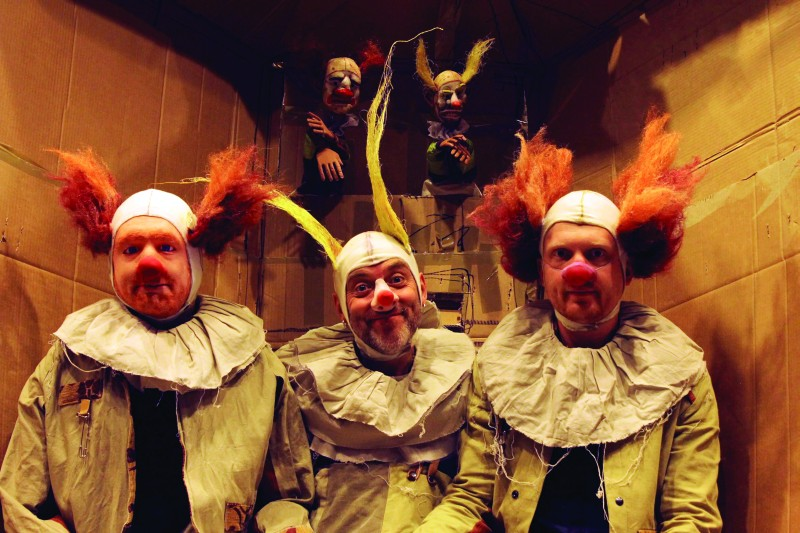 Pickled Image - Coulrophobia