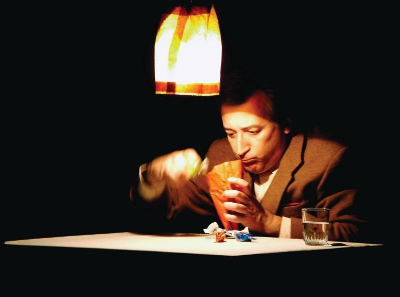 Rocamora Theatre - Small Suicides