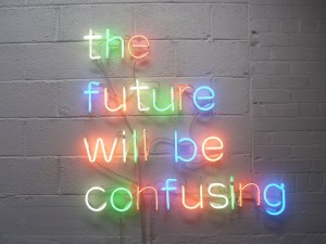 Tim Etchells: Will Be