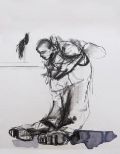 Debbie Guinanne The Machinist. Illustration by Pato Bosich / DARC