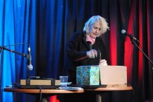 Marcia Farquar: Recalibrating Hope. Photo Peter Chrisp