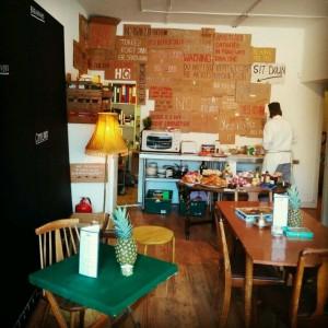 Hunt & Darton Cafe