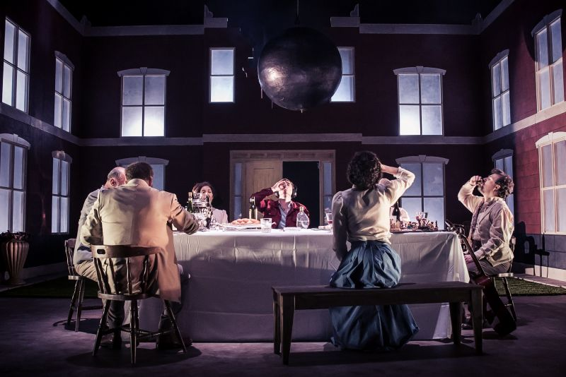 Dead Centre - Chekhov's First Play