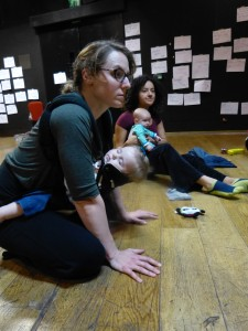 Me, Mother: mother and baby rehearsals