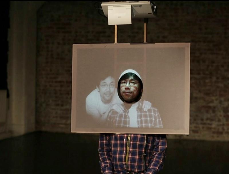 Mamoru Iriguchi - 4D Cinema - Photo by Maria Andrews