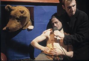 Forced Entertainment: Showtime. Photo Hugo Glendinning