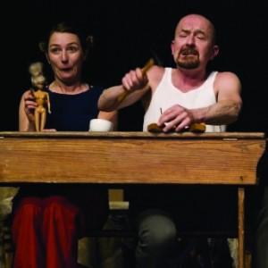 Arm – Mireille and Mathieu. A Big n Belgium show at Summerhall