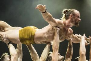Circa: Humans at Underbelly Circus Hub