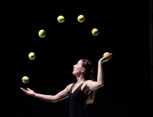 Gandini Juggling: Sigma