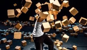 Nacho Flore: Tesseract. Photo Erik Damiano