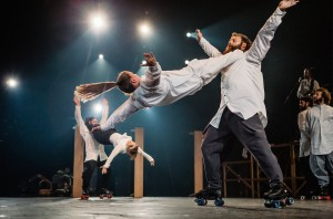 Cirque Alfonse: Tabarnak. Photo Audric Gagnon