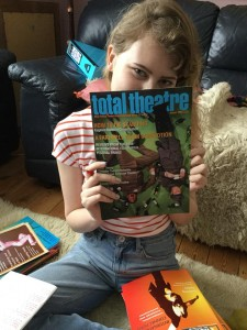 Volunteer Matty Blake and the issue of TTM for the month she was born