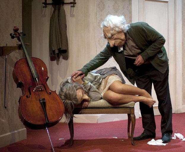 Kulunka Teatro: André and Dorine