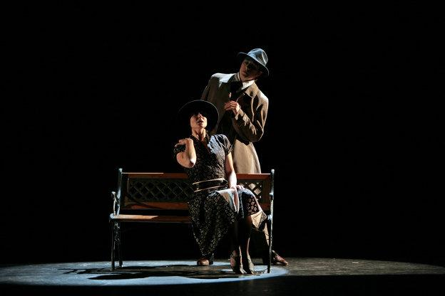Autour du Mime: Tell Me The Truth and Other Stories ¦ Photo: Luciano Usai