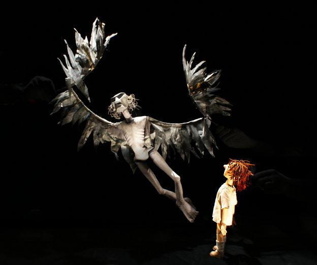 eehigh & Little Angel Theatre: A Very Old Man With Enormous Wings