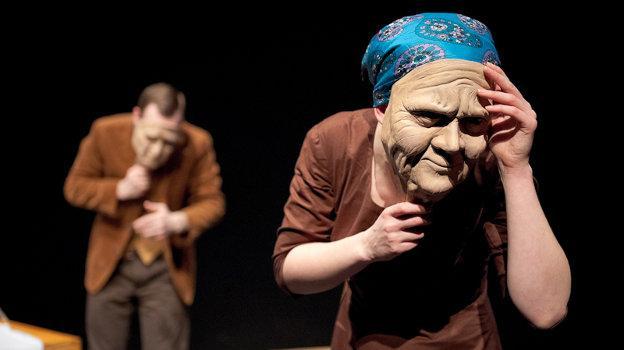 Theatre Ad Infinitum: Translunar Paradise ¦ Photo: Alex Brenner
