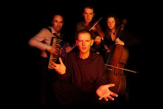 The Devil's Violin Company: A Love Like Salt ¦ Photo: Mark Simmons