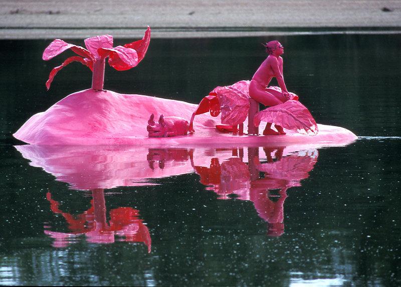 Ilotopie, Fous de Bassin (Water Fools)