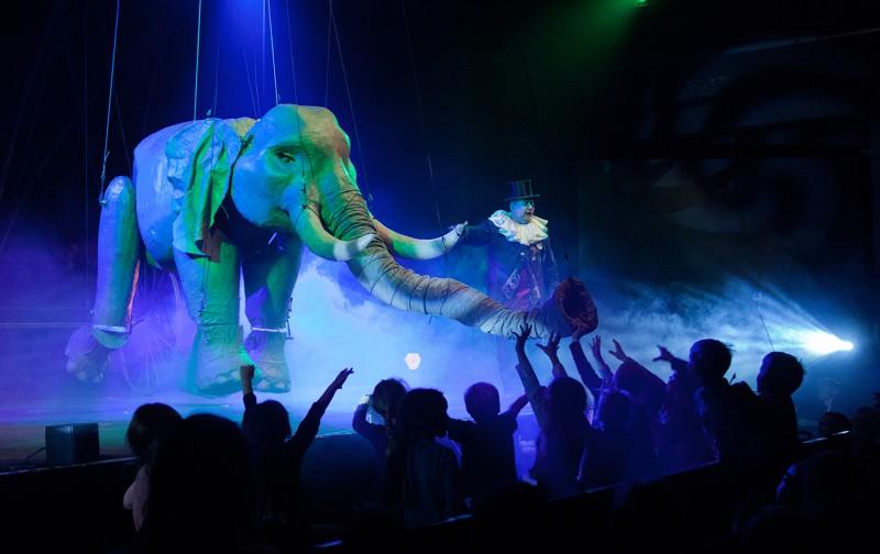 The Biggest Marionette Circus