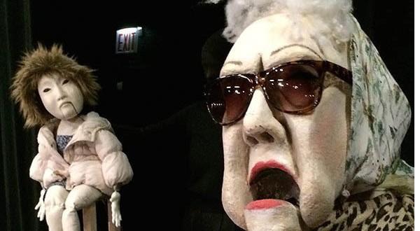 Blind Summit Citizen Puppet