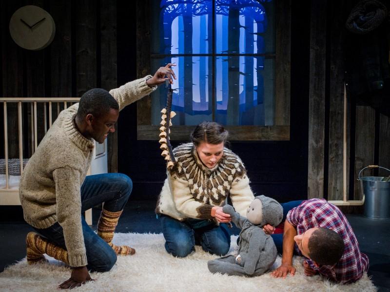 Theatre-Rites Polka Theatre - Beasty Baby - Photo by Robert Workman