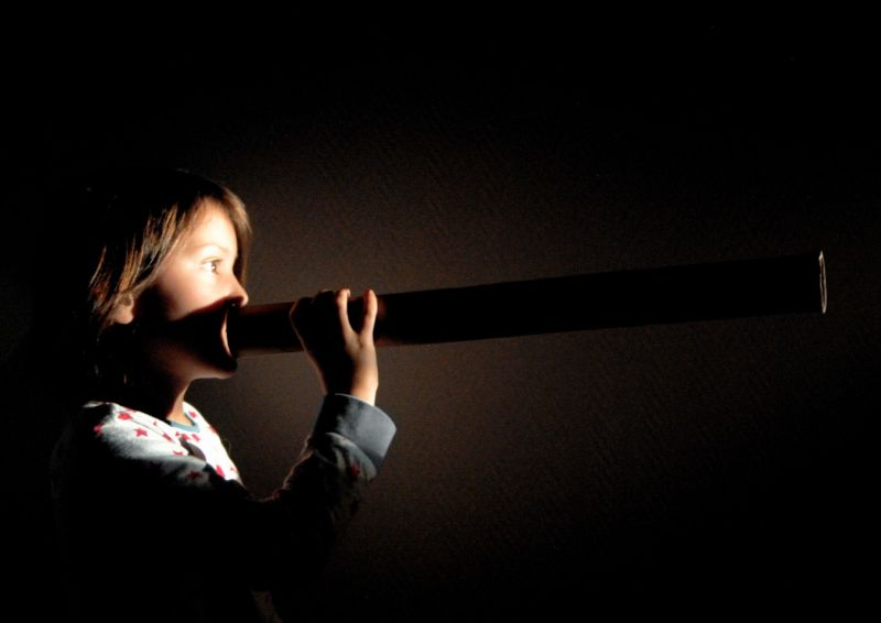Britt Hatzius - Blind Cinema