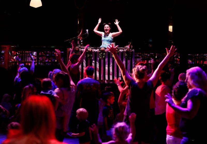 Monski Mouse - Baby Disco Dance Hall